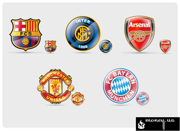 футбольные гербы